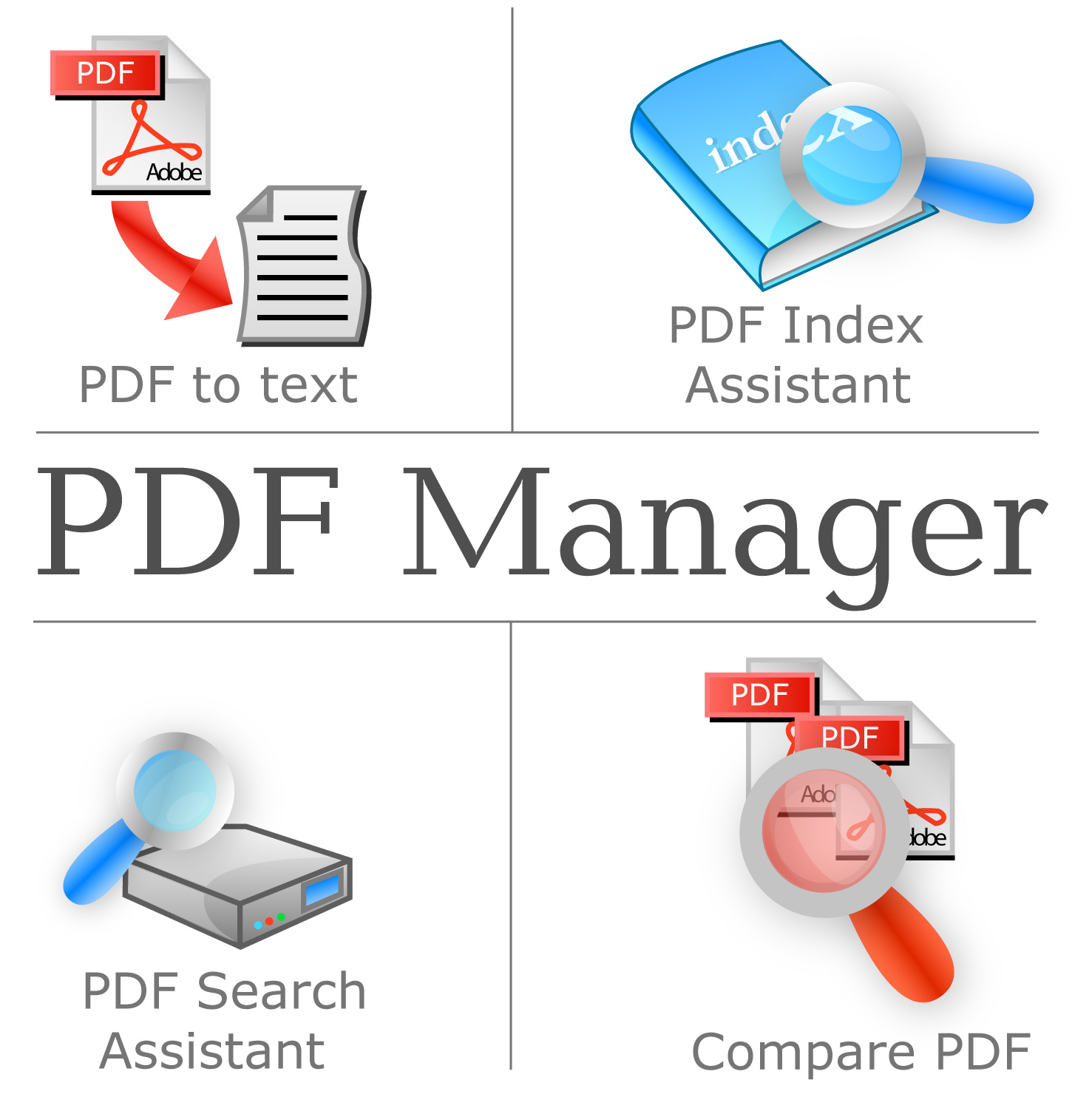 PDF Manager - Press